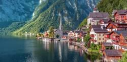 ザルツカンマーグート・チロル・ヴァッハウ渓谷 魅力ある小さな街