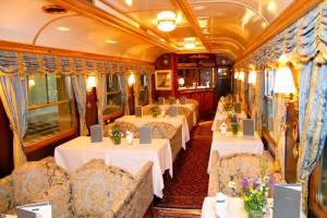 夢のクリスマストレイン『皇帝列車』