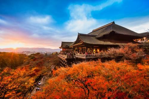 Kyôto - Temple Kiyomizu-dera