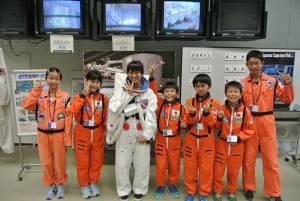 宇宙飛行士訓練体験をしてきました!