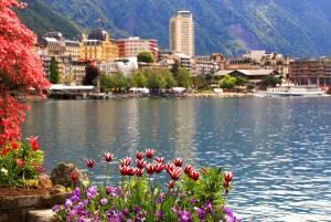 スイス旅行お勧めスポット【モントルー】