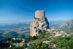 フランス南西部「カタリ派の里」Pay Cathareペイ・カタール