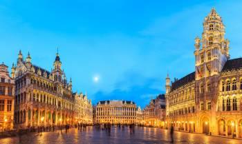 美食の国ベルギーへのプチ・バカンス