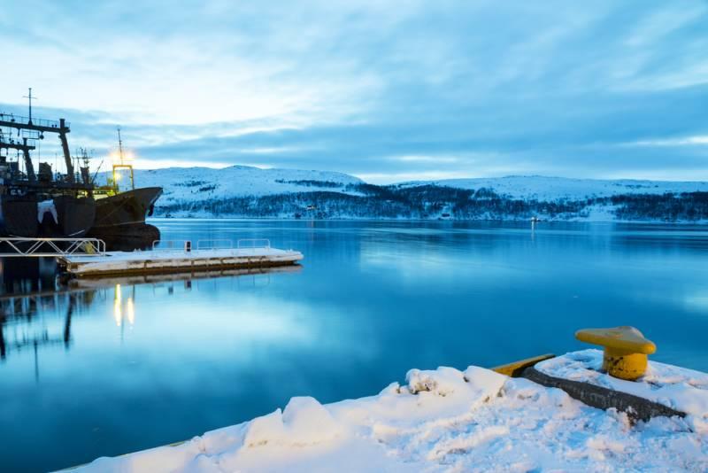 ノルウェー・最果ての地
