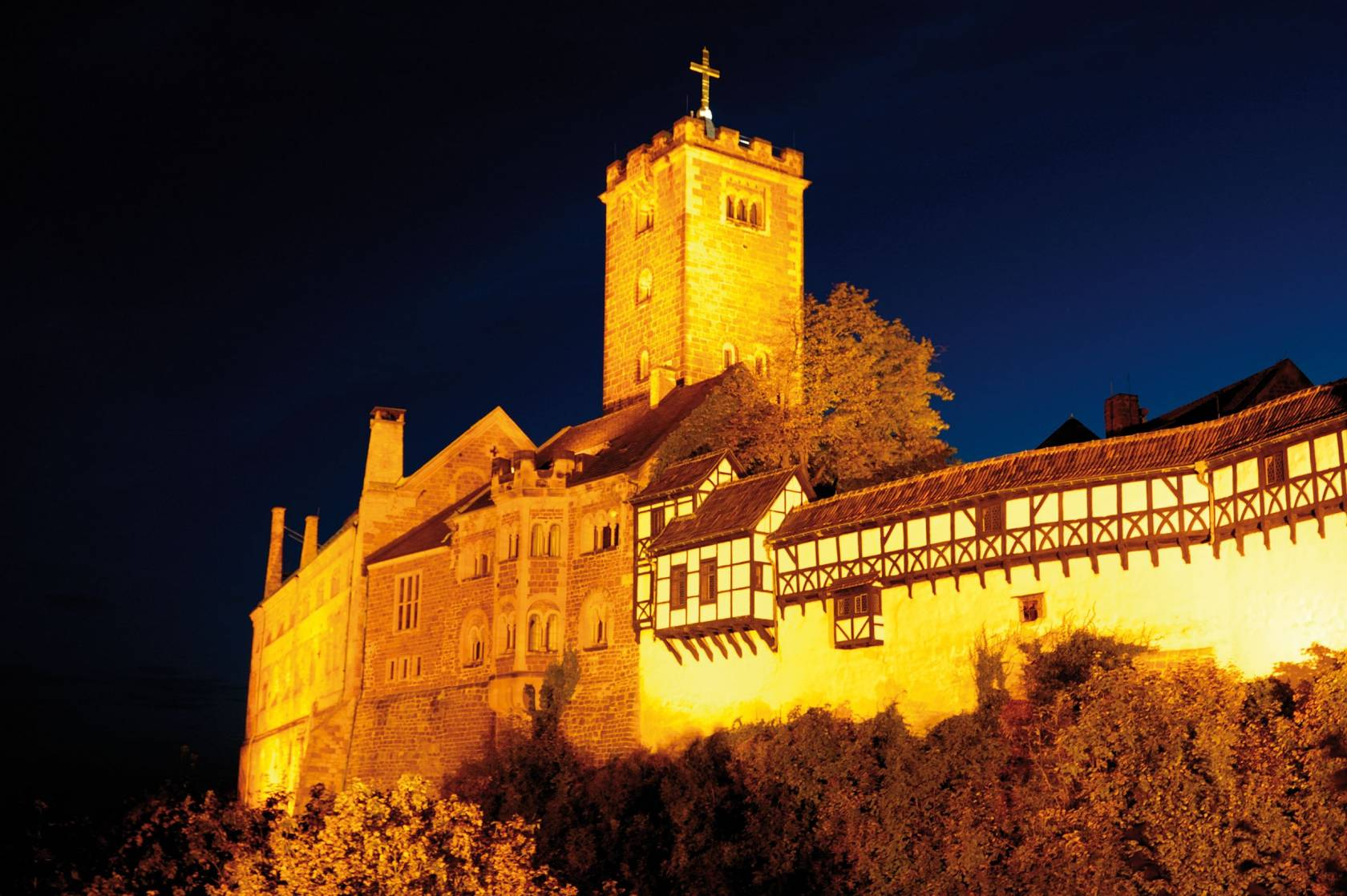 ヴァルト ブルク 城