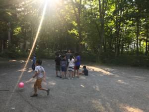English Camp 3日目(7月31日) 番外編 事件です!