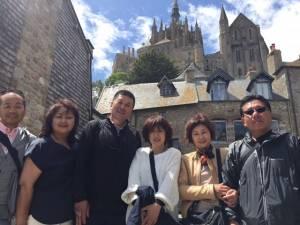 パリ・アパルトマンご滞在とノルマンディーのオーベルジュ 仲良し6人旅