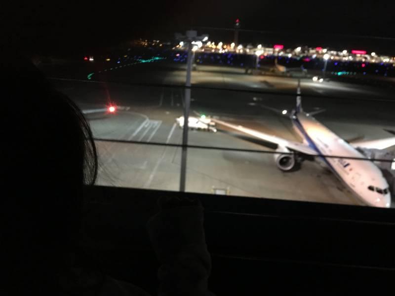 幼児連れでドイツ旅行 いざ出発フライト編