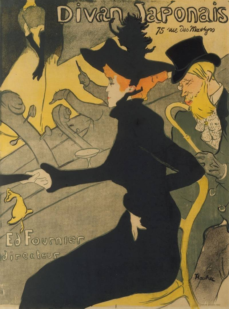 ムーラン・ルージュの歴史に欠かせない画家 ロートレック