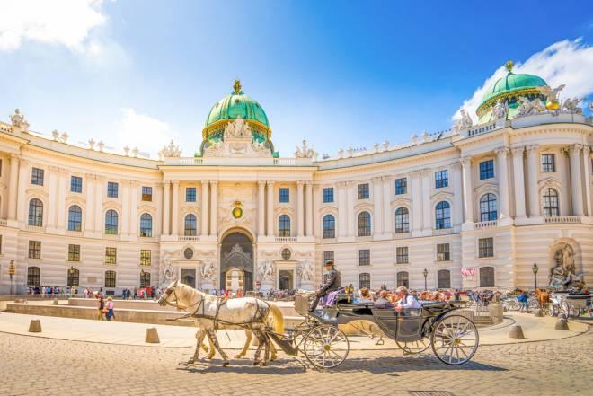 夢のオーストリア・ハネムーン(新婚旅行)