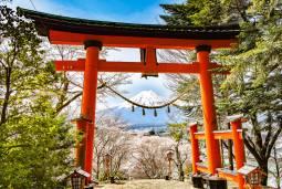 ガイドとめぐる箱根の名所と三島スカイウォーク~絶景に出会う旅