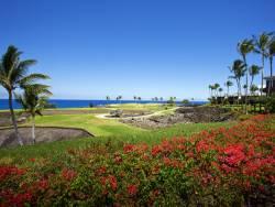 ハワイ島でゴルフ三昧 ゴルフツアー
