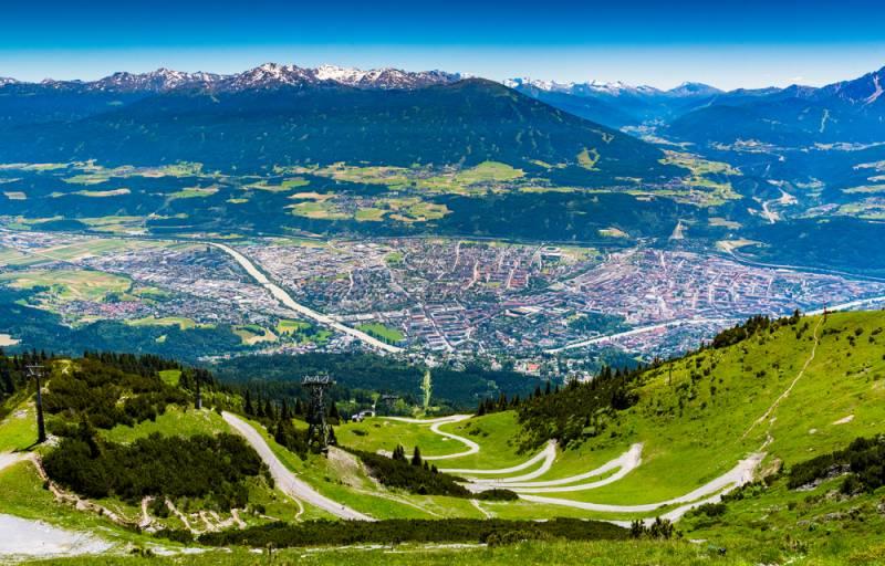 オーストリア・アルプスでハイキング♪(インスブルック編その2)
