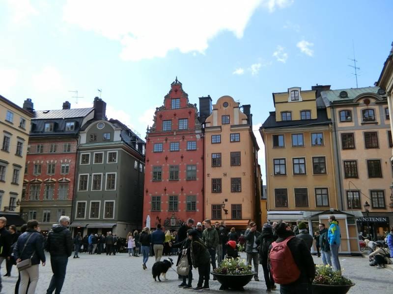 初めてのストックホルムとコペンハーゲン