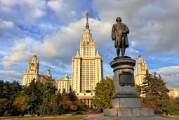 スラブ語に挑戦ロシア語留学の旅