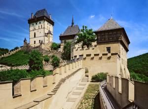 カルルシュテイン城の秘密に迫る【チェコ情報】