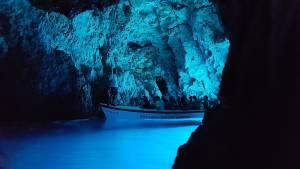 青の洞窟、行ってきました!