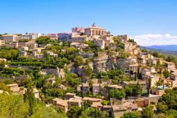 フランスの最も美しい村を訪ねて|鷲巣村とローヌ川沿いを往く