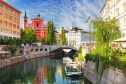 クロアチア・スロベニア 世界遺産と大自然を巡る絶景の旅 9日間