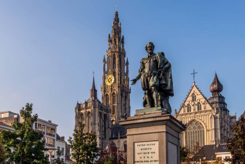 2018年~2020年はフランドル絵画年!ベルギーでアートに触れる 2018年