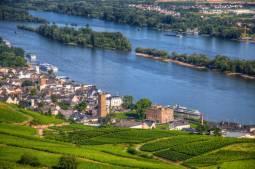 ライン川&モーゼル川 古城とドイツワインを巡る旅 5泊6日