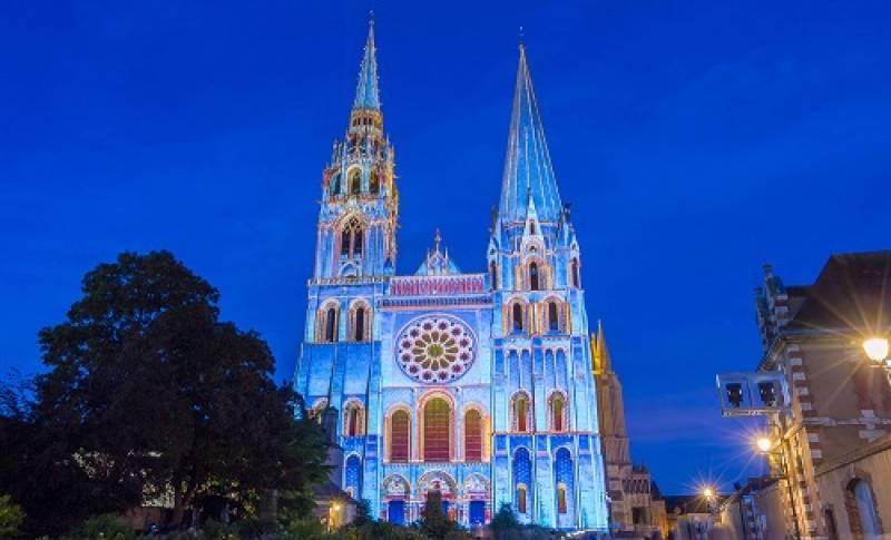 北フランス3大大聖堂に祈りを込めて