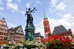 フランクフルト市内 3時間観光