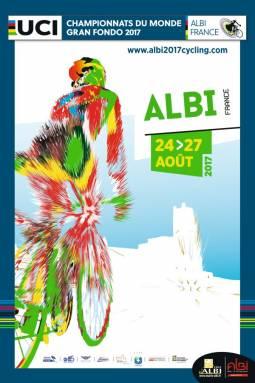 8/24-8/28 5泊7日  UCIグランフォンド世界選手権 フランスALBI大会 公式ツアー 【短期プラン】 ロードレース97km,155km