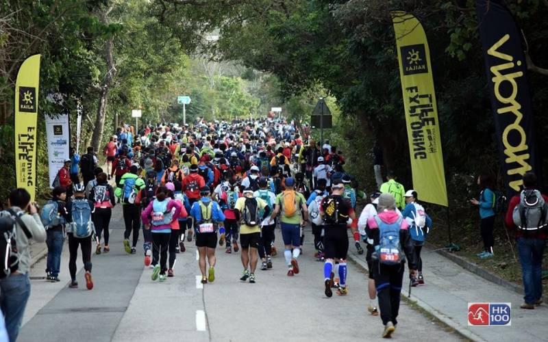いよいよ開幕ウルトラトレイルワールドツアー第一戦! 香港ビブラム100ウルトラトレイル!
