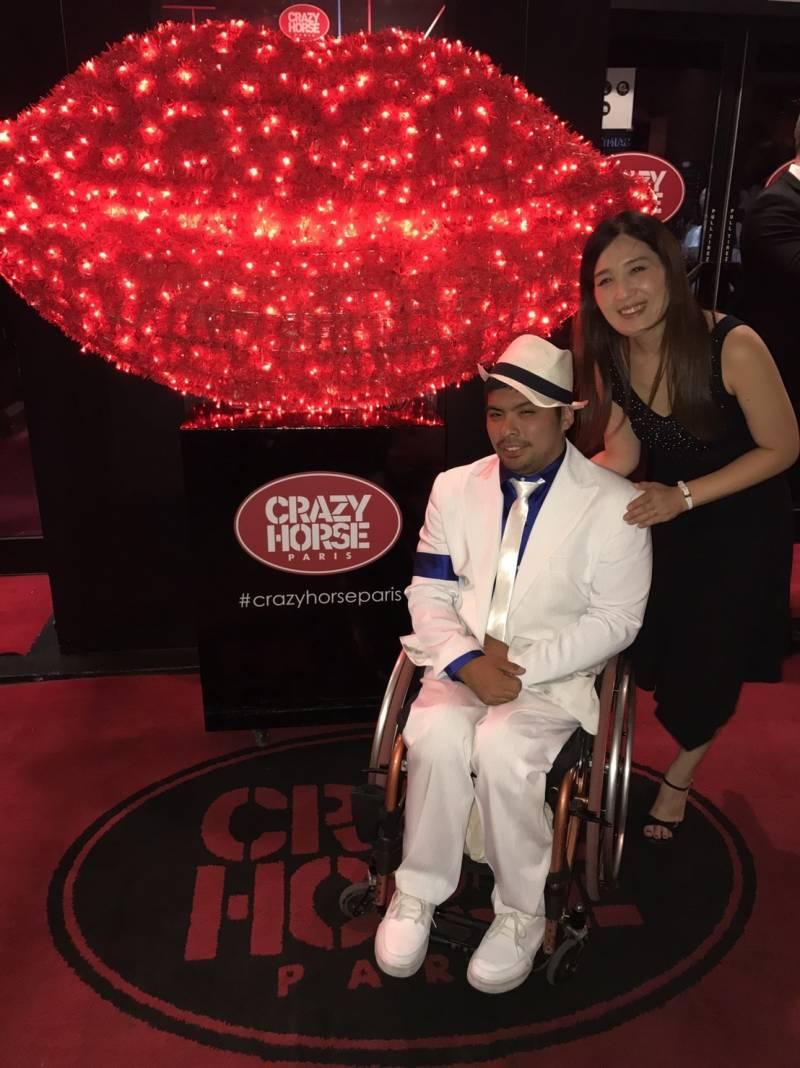 南仏とパリのハネムーン|脊髄損傷者の車椅子での旅