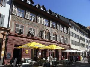 ドイツから歩いてスイスに行きましょう~ ラインフェルデン編