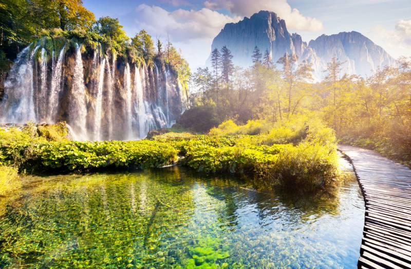 クロアチア・スロベニア 世界遺産と大自然を巡る絶景の旅