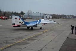 ジェット戦闘機MIG-29 成層圏体験5日間