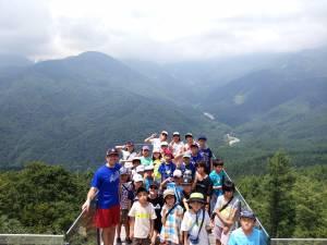 2019.7.28. - 8.2. イングリッシュキャンプin白馬 5日目 *岩岳山