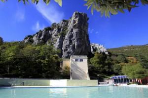 スロベニア・クロアチアの温泉巡りと古城ホテル滞在