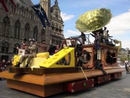 2018年5月イーペルの猫祭り&ブリュッセル観光 4日間ツアー ★3年に1度の大人気イベント★猫好き集まれ!