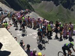 7/17-23 8日間 ツール・ド・フランス① アルプス山岳伝説のガリビエ&イゾアール峠、個人TT 5ステージ観戦 17ステージゴール、 セールシュヴァリエのシャレー3連泊