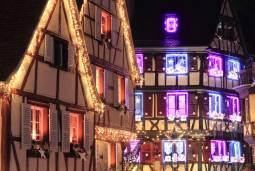 冬のフランス&ベルギー旅行☆華やかなクリスマスマーケット☆ 6日間