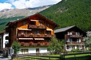 絶景アルプス名峰に出合う旅!スイス旅行 ~ホテル編2 山岳ホテル&シャレー(貸し別荘)~