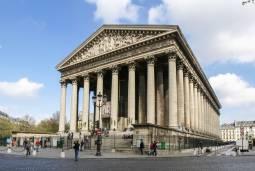 フランス貸し切りコンサート|パリ・マドレーヌ寺院