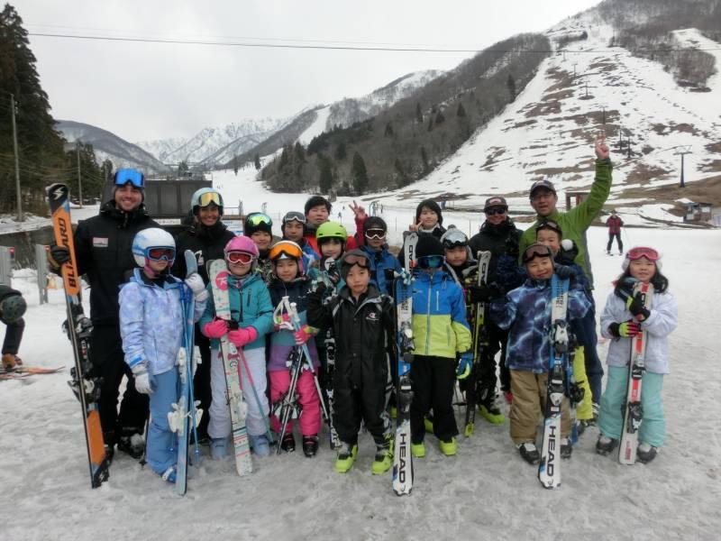 English Ski Camp - Day 4