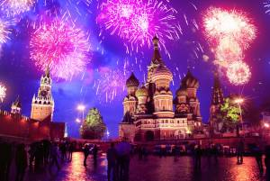 モスクワシティーデー