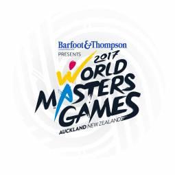 2017年 ワールドマスターズ オークランド大会 11日間 種目:卓球
