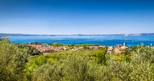 ヨーロッパ人に人気の隠れた避暑地 ボルセナ湖