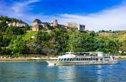 古城ホテルに宿泊★きらめくライン川とモーゼル川~河畔の小さな町でゆったりと過ごす7日間~