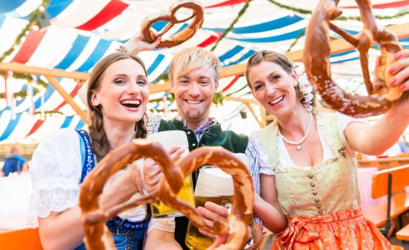 2018年ドイツの2大ビール祭り 再度ご案内♪