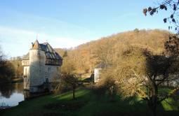 評判のオーベルジュ宿泊!ワロンの美しい村々と古城をめぐる美食旅 4日間