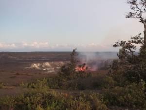 ハワイ島キラウエア火山国立公園のハイライト!☆女神ペレが棲むハレマウマウ火口☆