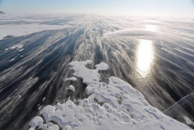 印象深かった冬のバイカル湖とシベリア鉄道
