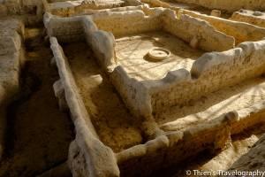 タジキスタンの世界文化遺産・サラズム遺跡